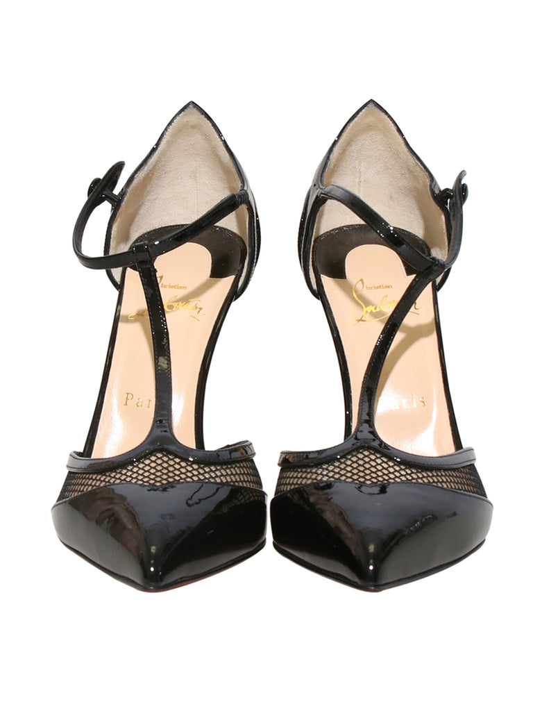 Mrs Early 100 Patent Pumps
