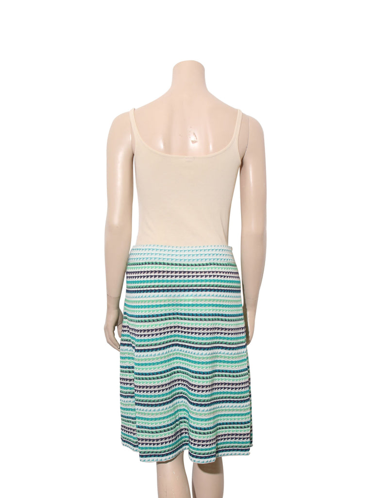Missoni Printed Knit Skirt