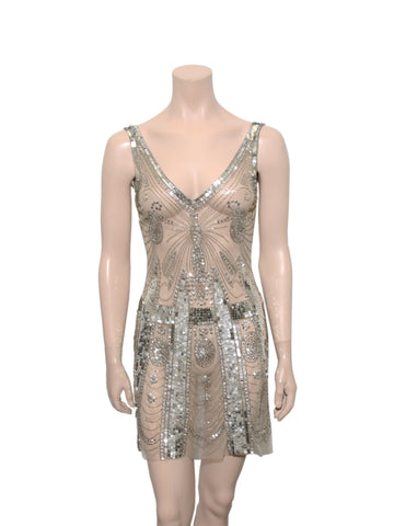 Pierre Balmain Beaded Dress