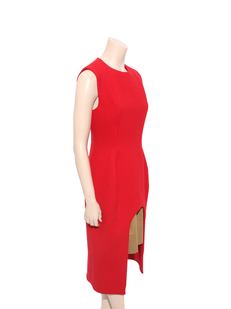 Marni Wool Midi Dress