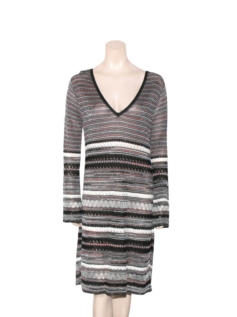 Missoni Shimmer Knit Dress