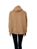 Michael Kors Toggle Poncho