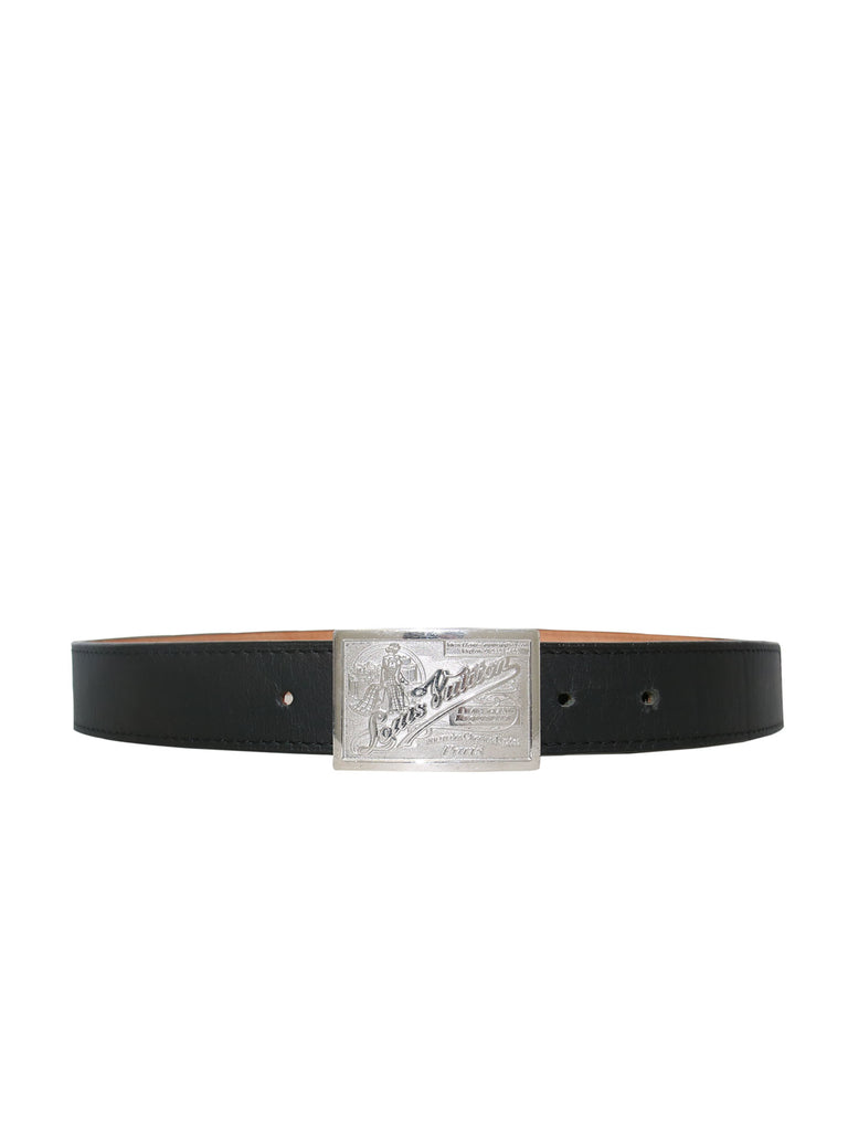 Louis Vuitton Travelling Requisites Leather Belt