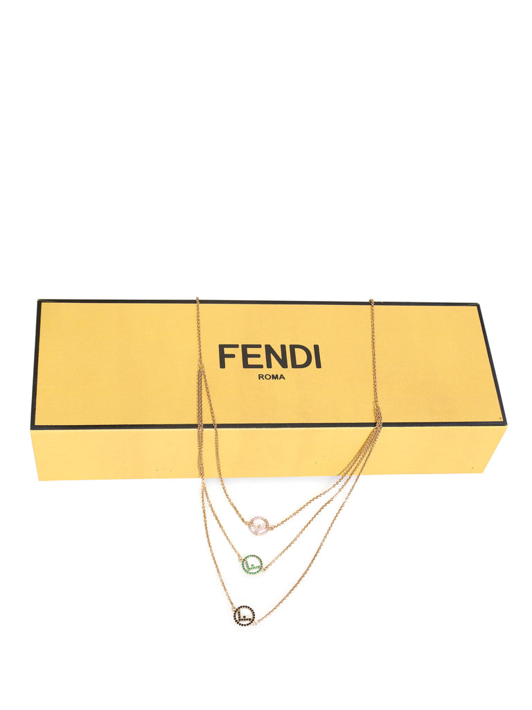 Fendi F is Fendi Necklace