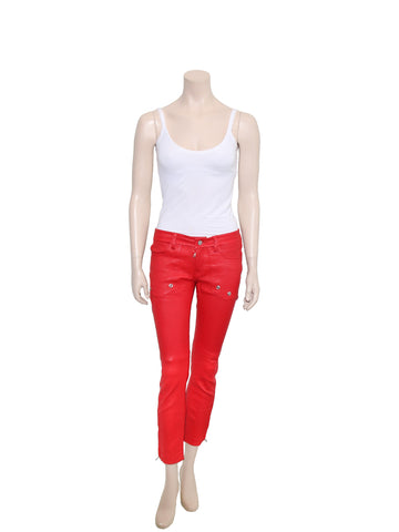 Zadig & Voltaire Leather Pants