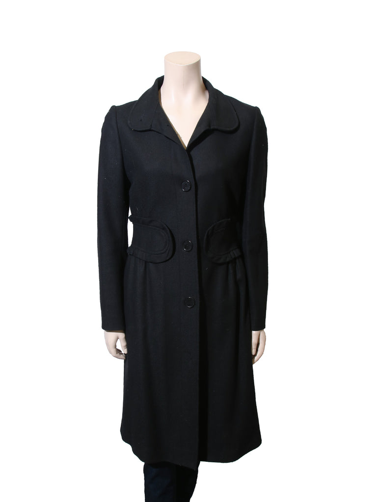 Cacharel Wool Coat