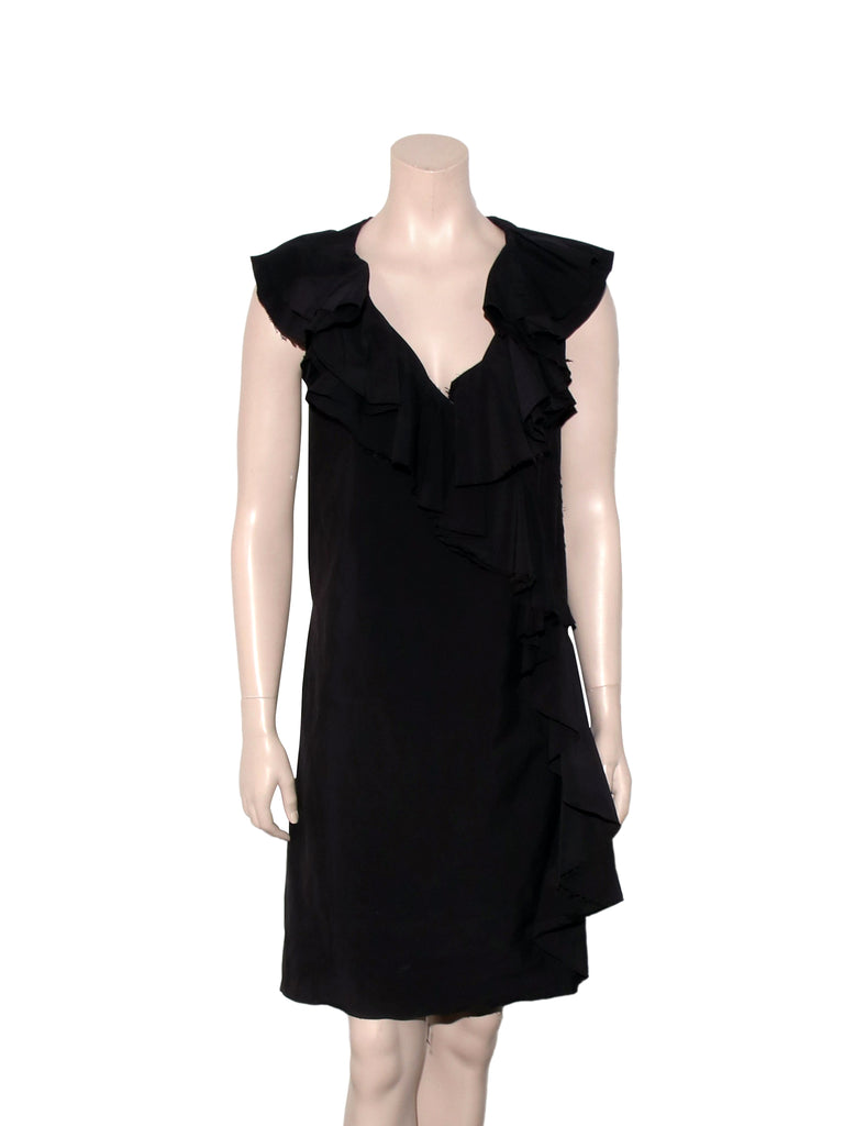 Lanvin Ruffle Dress