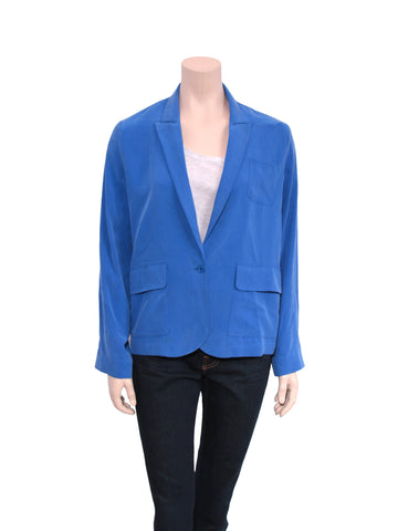 Equipment Silk Blazer