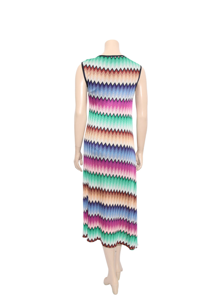 Missoni Printed Knit Dress