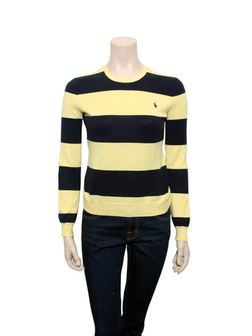 Ralph Lauren Stripe Sweater
