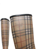 Burberry Haymarket Check Rainboots