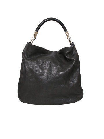 Yves Saint Laurent Leather Roady Hobo Bag