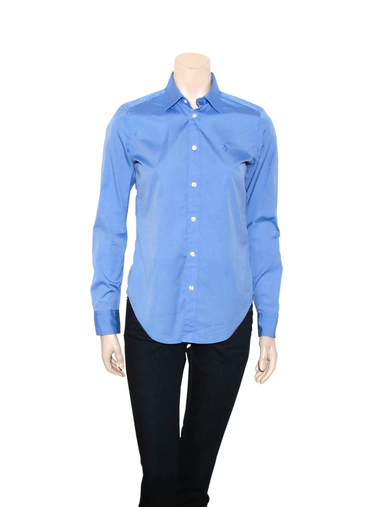 Ralph Lauren Button-Down Cotton Shirt