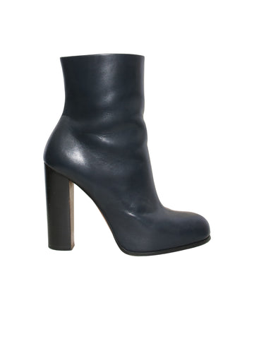 Celine Leather Booties