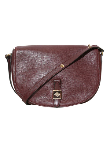 Mulberry Leather Cross Body Bag