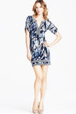 BCBG MaxAzria Koe Printed Dress