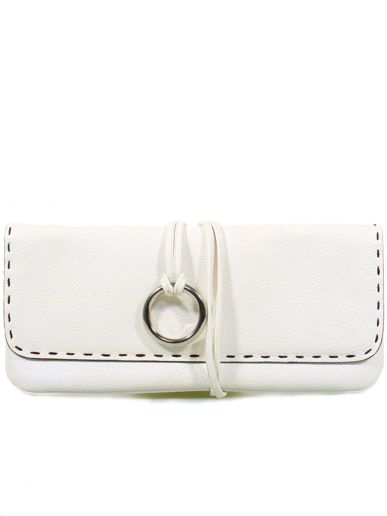 BCBG MaxAzria Leather Clutch Bag