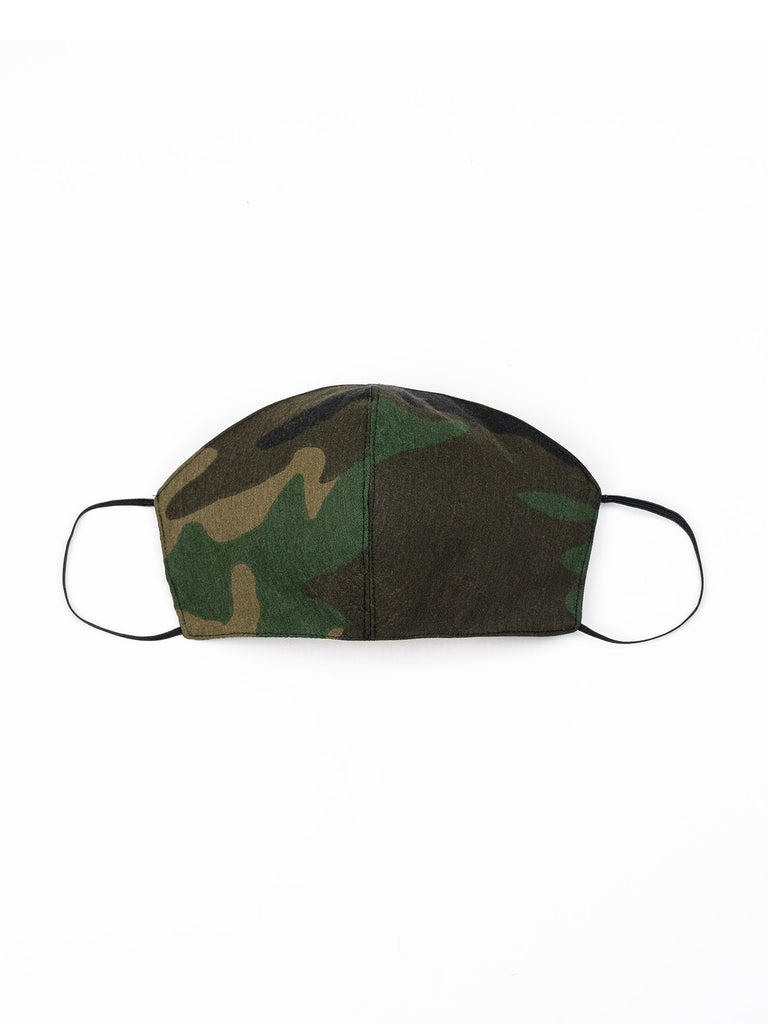 Men's Camo Face Mask