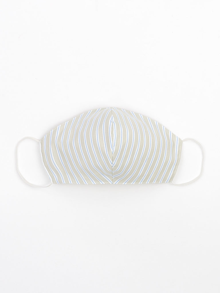 Men's Striped Face Mask