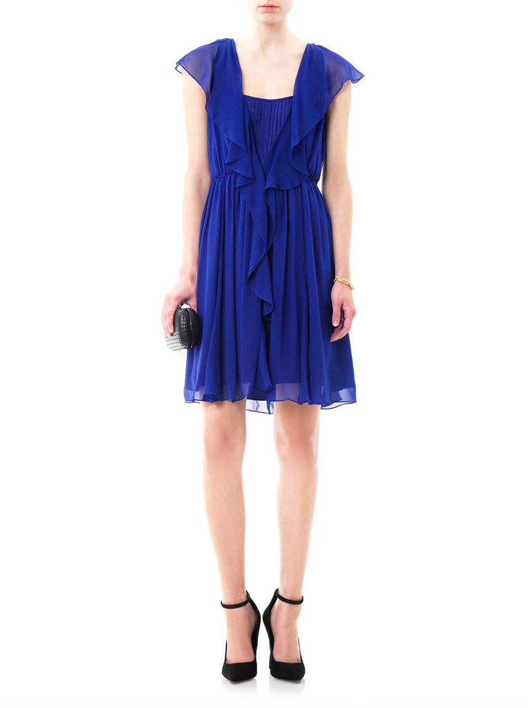 DVF Winifred Silk Dress