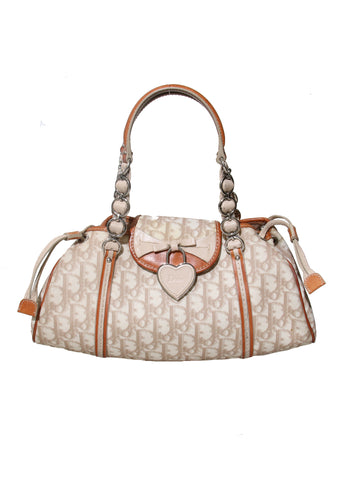 Christian Dior Trotter Romantique Bag