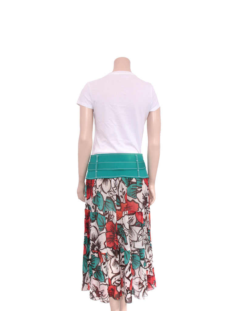 Missoni Printed Midi Skirt