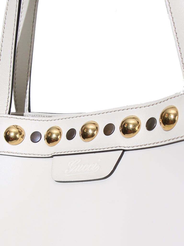 Gucci Studded Tote Bag