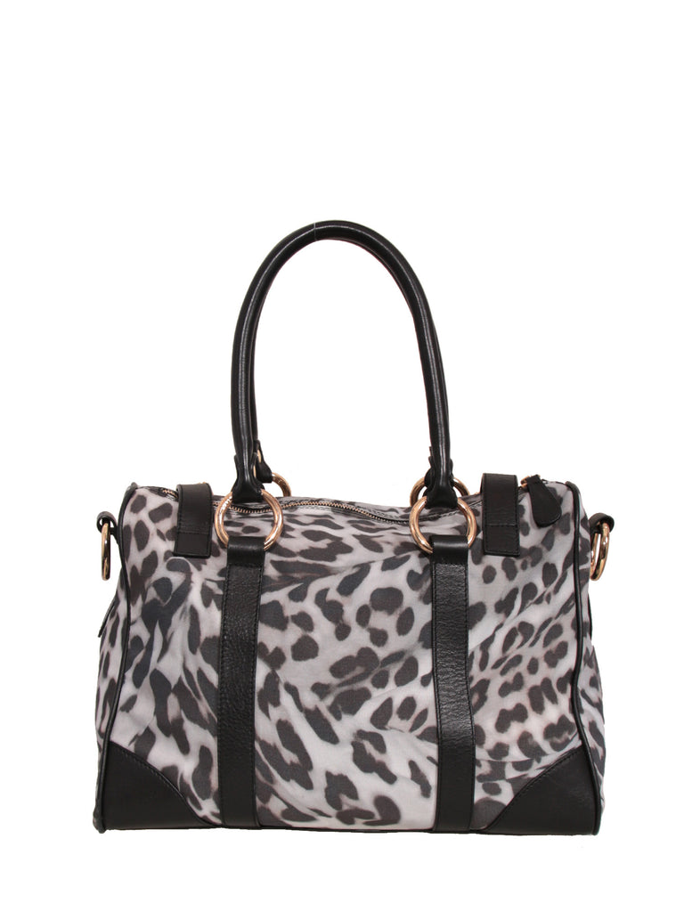 Just Cavalli Leopard Shoulder Bag
