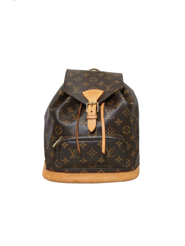 Monogram Montsouris Backpack
