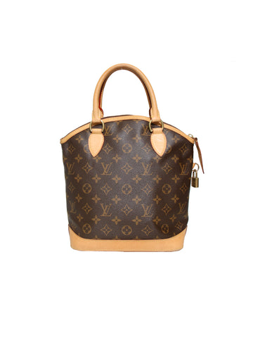 Louis Vuitton Monogram Lockit Vertical PM