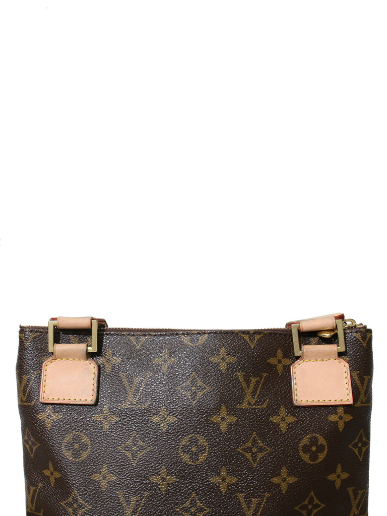 Louis Vuitton Monogram Pochette Bosphore Messenger