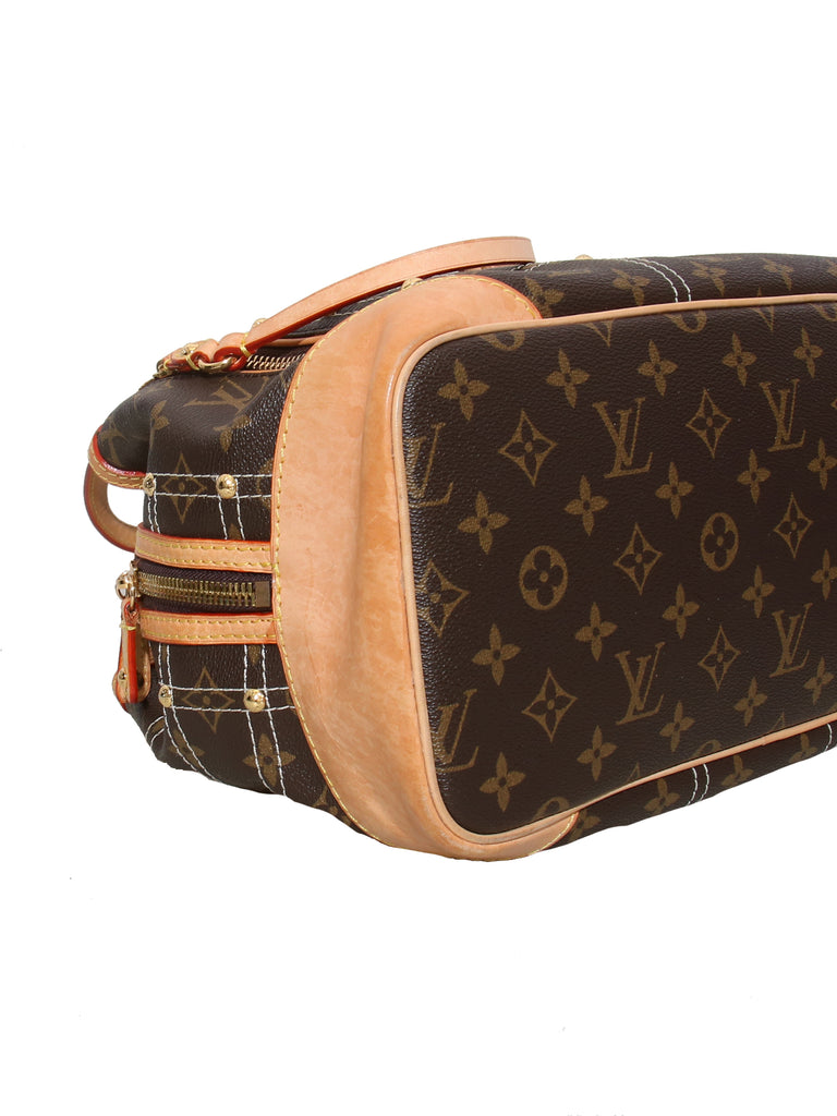 Louis Vuitton Monogram Riveting Bag