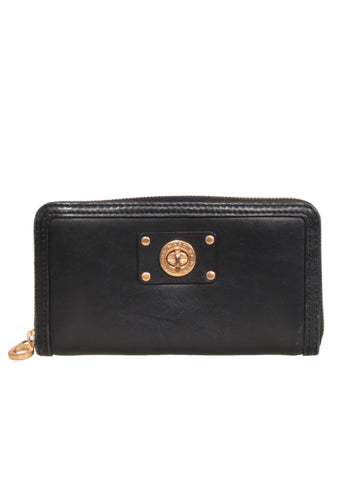Marc by Marc Jacobs Leather Zip Around Wallet