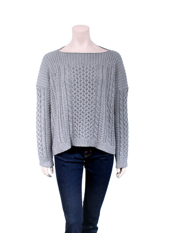 Marc Jacobs Cable Knit Sweater