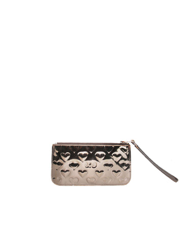Marc Jacobs Metallic Wristlet