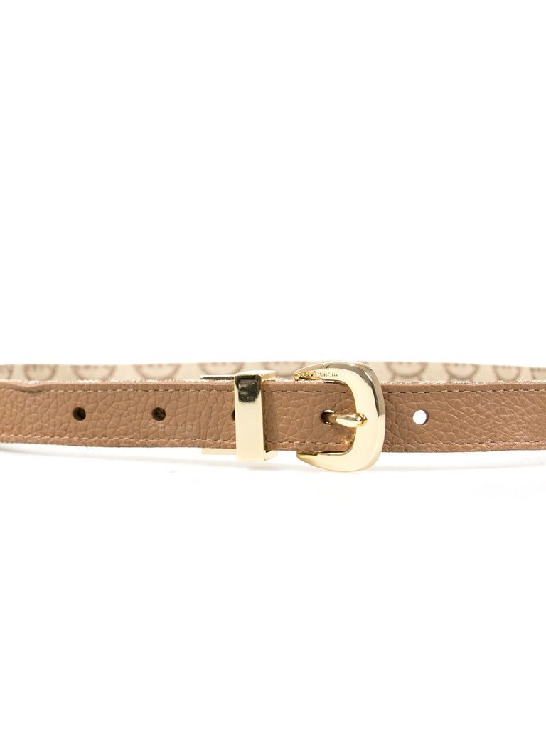 Michael Kors Thin Leather Belt