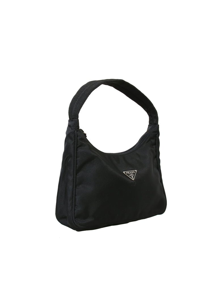 Prada Small Tessuto Shoulder Bag