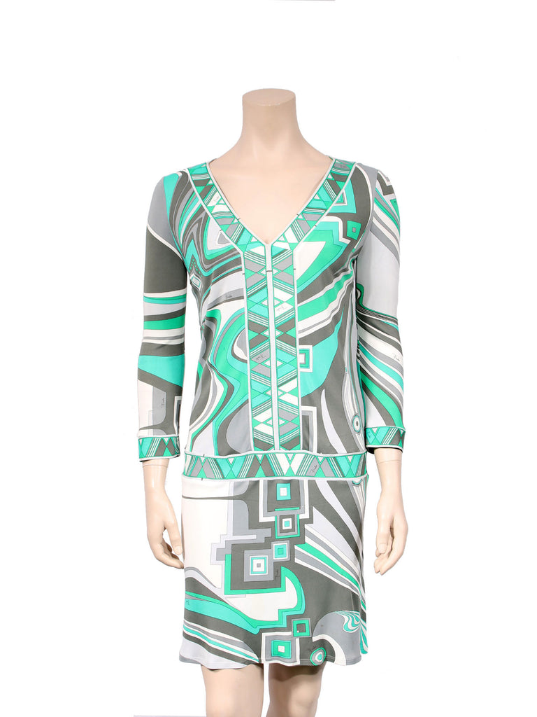 Pucci Printed Dress