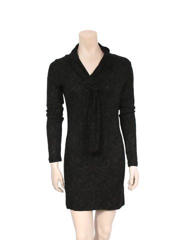 Roberto Cavalli Wool Sweater Dress