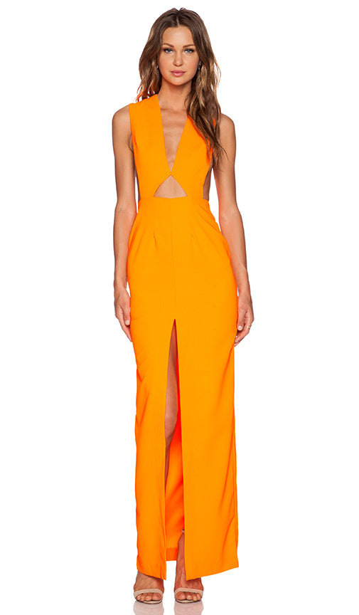 Solace London Holt Maxi Dress