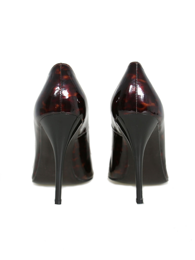 Stuart Weitzman Patent Leather Pointed Pumps