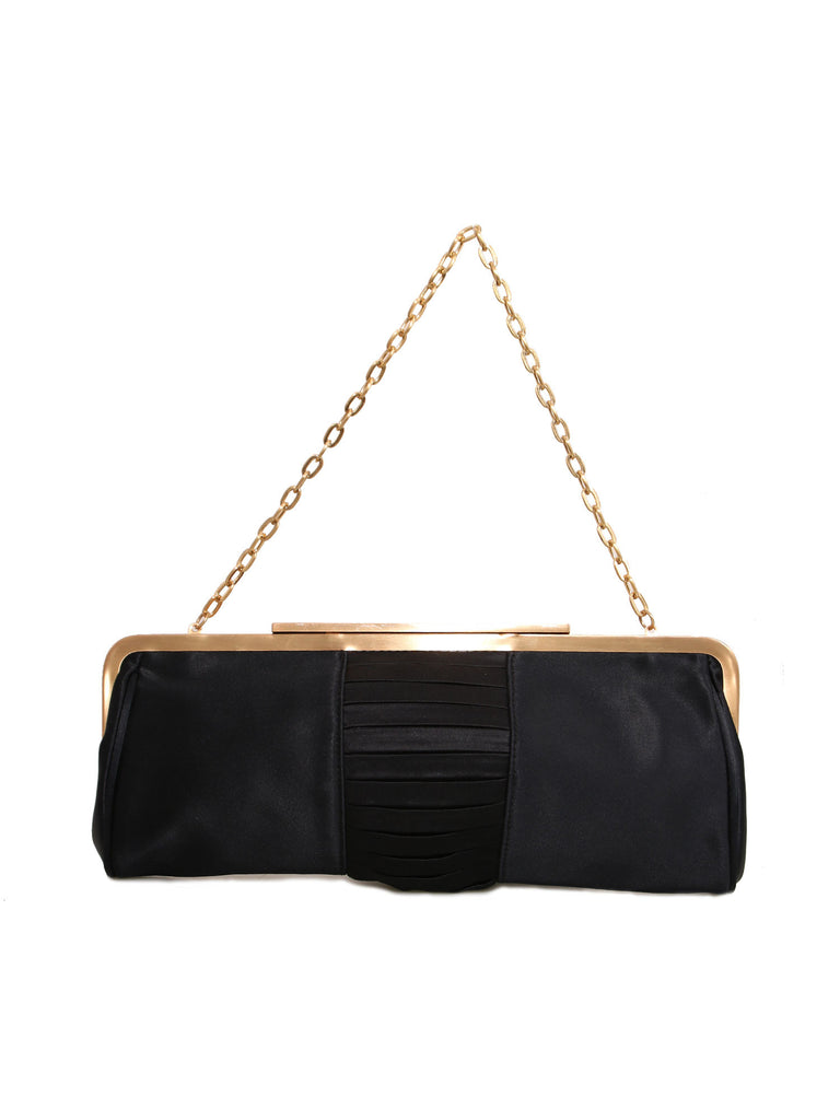 Ted Baker Satin Clutch Bag