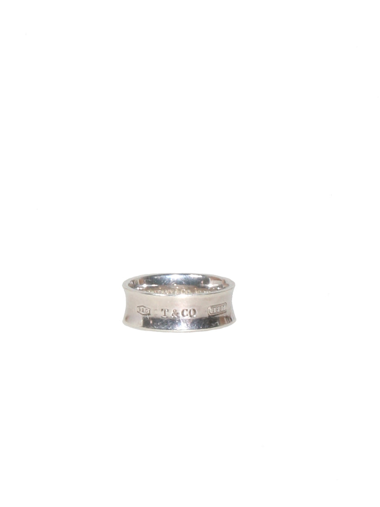 0a9f76e8a Pre-owned Tiffany & Co. 1837 Sterling Silver Ring – Sabrina's Closet