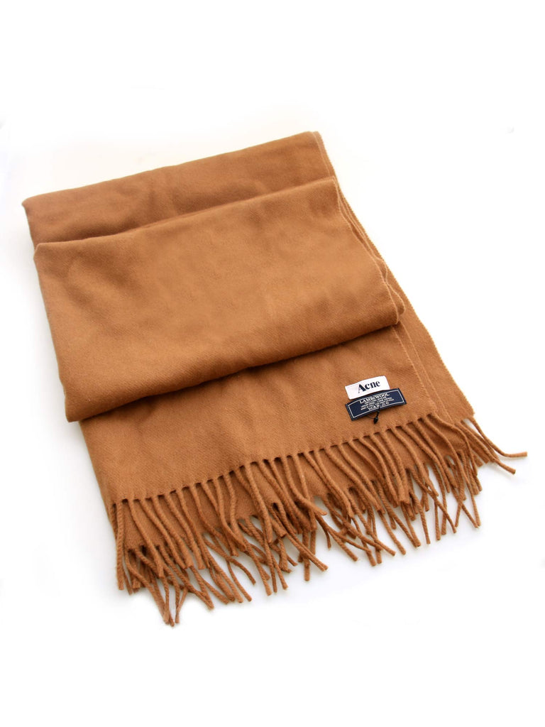 Acne Wool Scarf