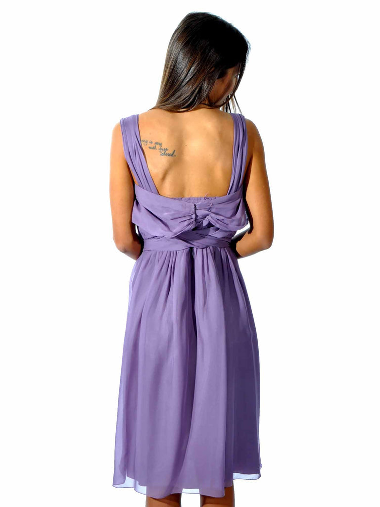 Alberta Ferretti Philosophy Silk Dress