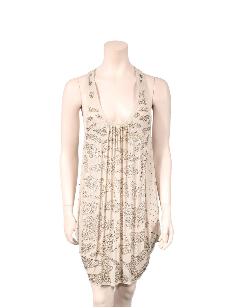 All Saints Sequin Poison Dress