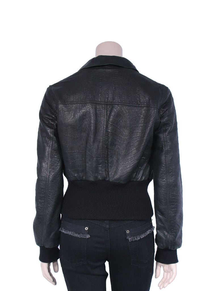 Armani Leather Jacket
