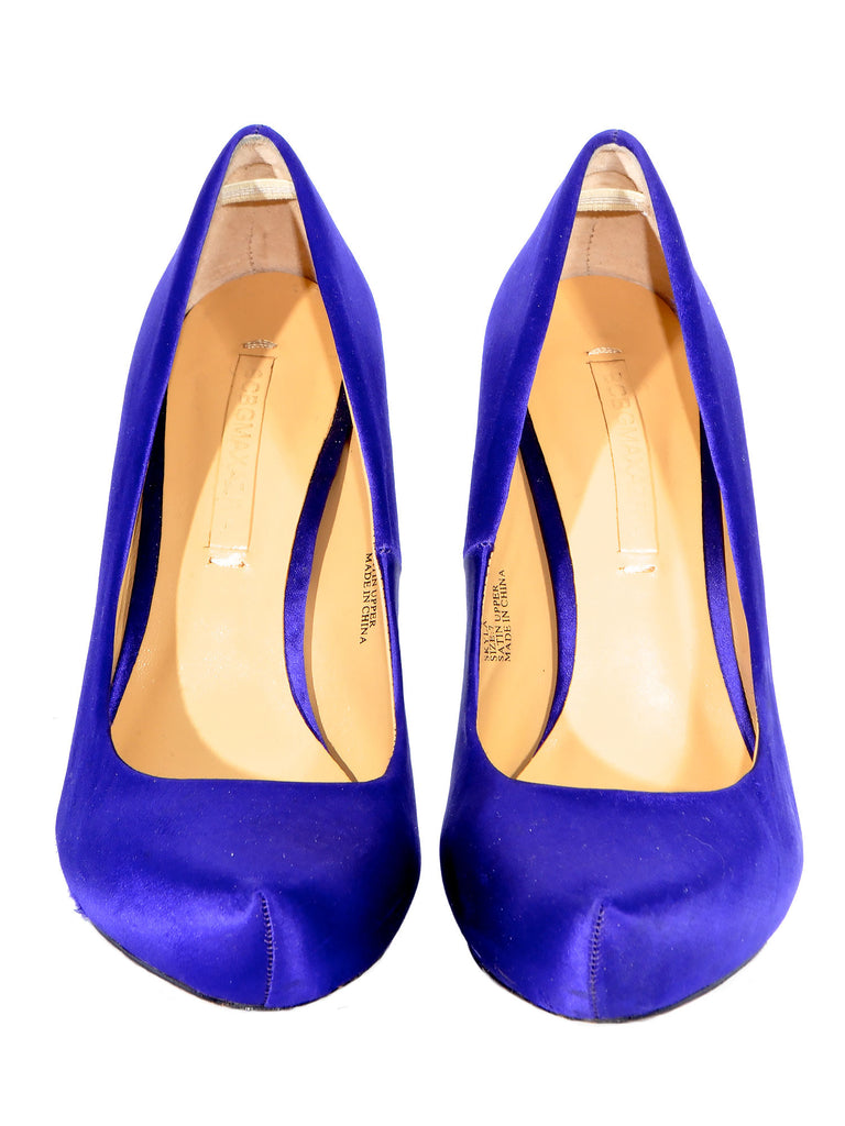 BCBG MaxAzria Satin Pumps