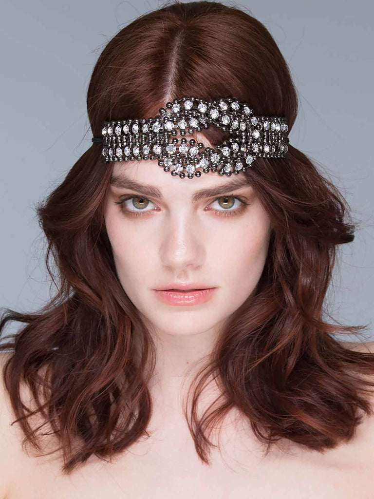 Beau Belle Couture Bella Headpiece
