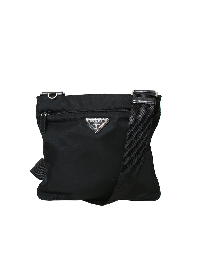 Prada Vela Cross Body Bag
